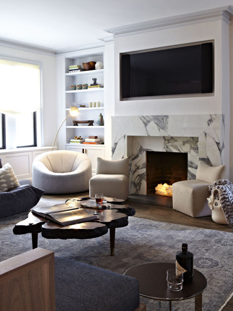 12 Decorating Ideas For Nonworking Fireplace Design ...