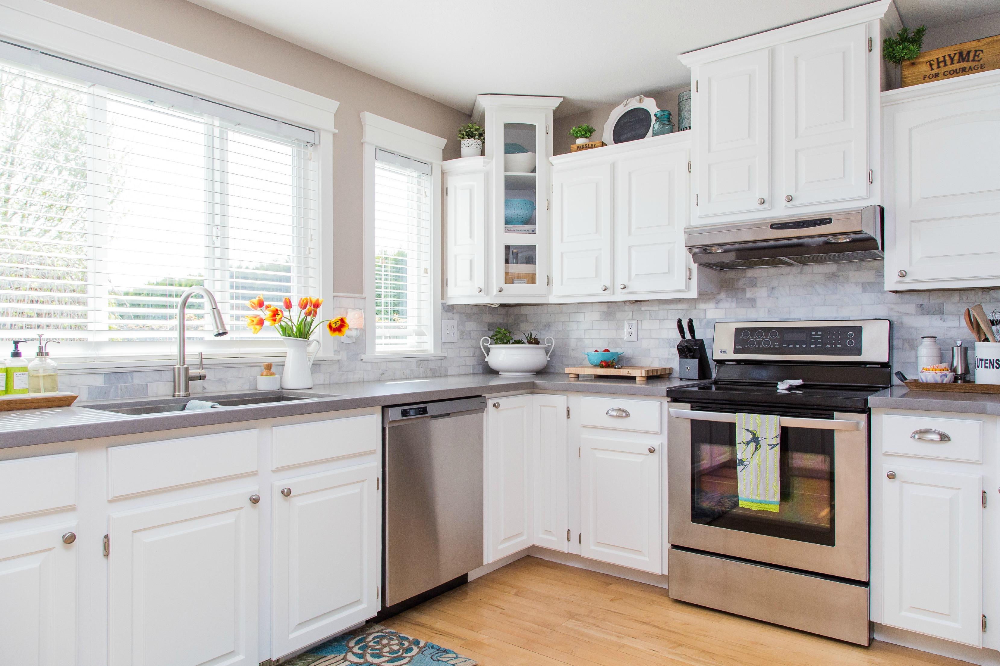 11 best white kitchen cabinets  design ideas for white