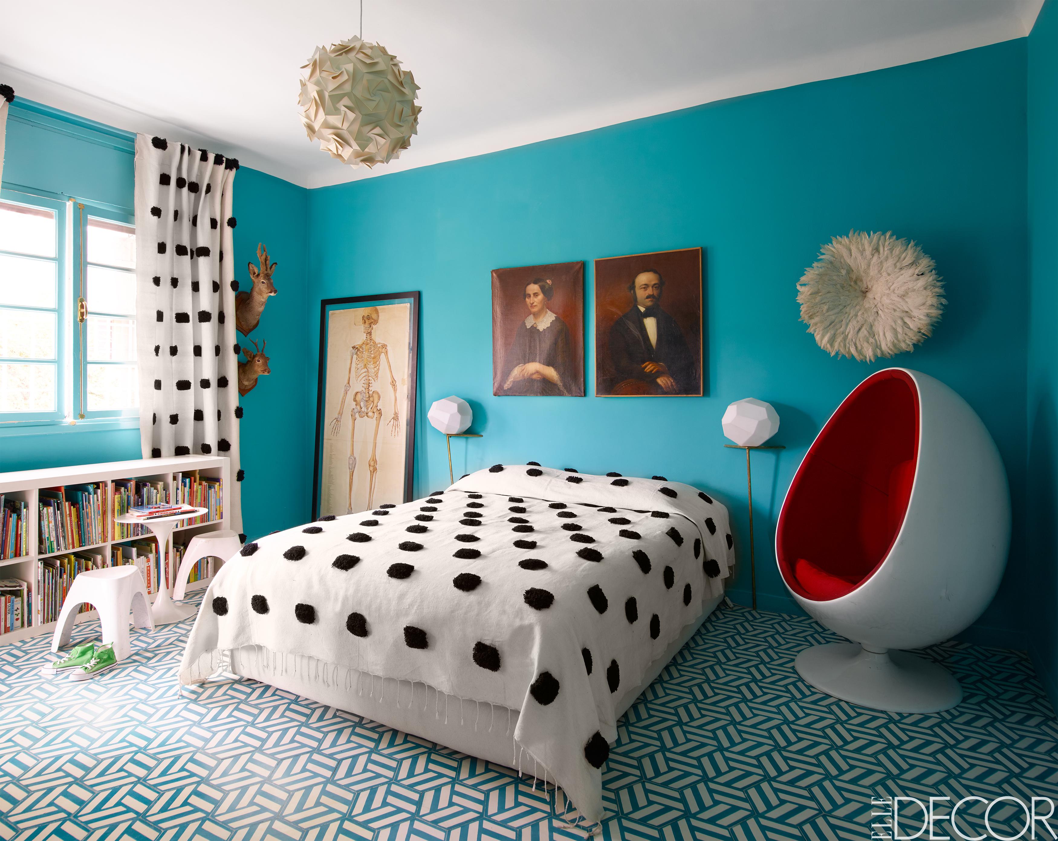 10 Girls Bedroom Decorating Ideas - Creative Girls Room ...