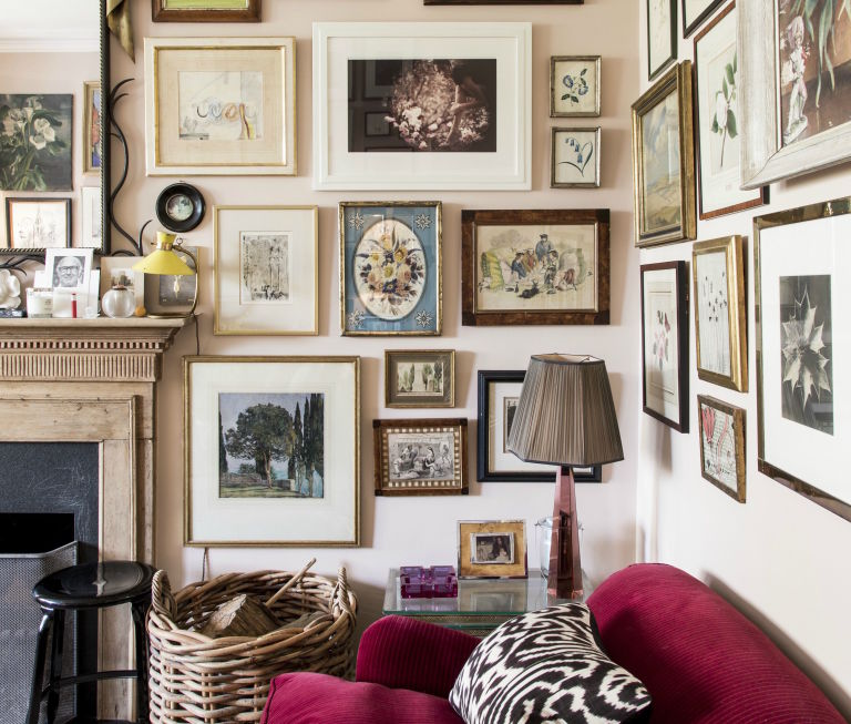 Image Gallery eclectic style