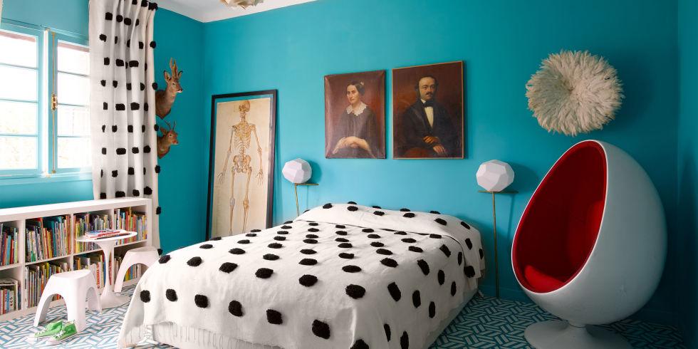 10 Girls Bedroom Decorating Ideas - Creative Girls Room Decor Tips