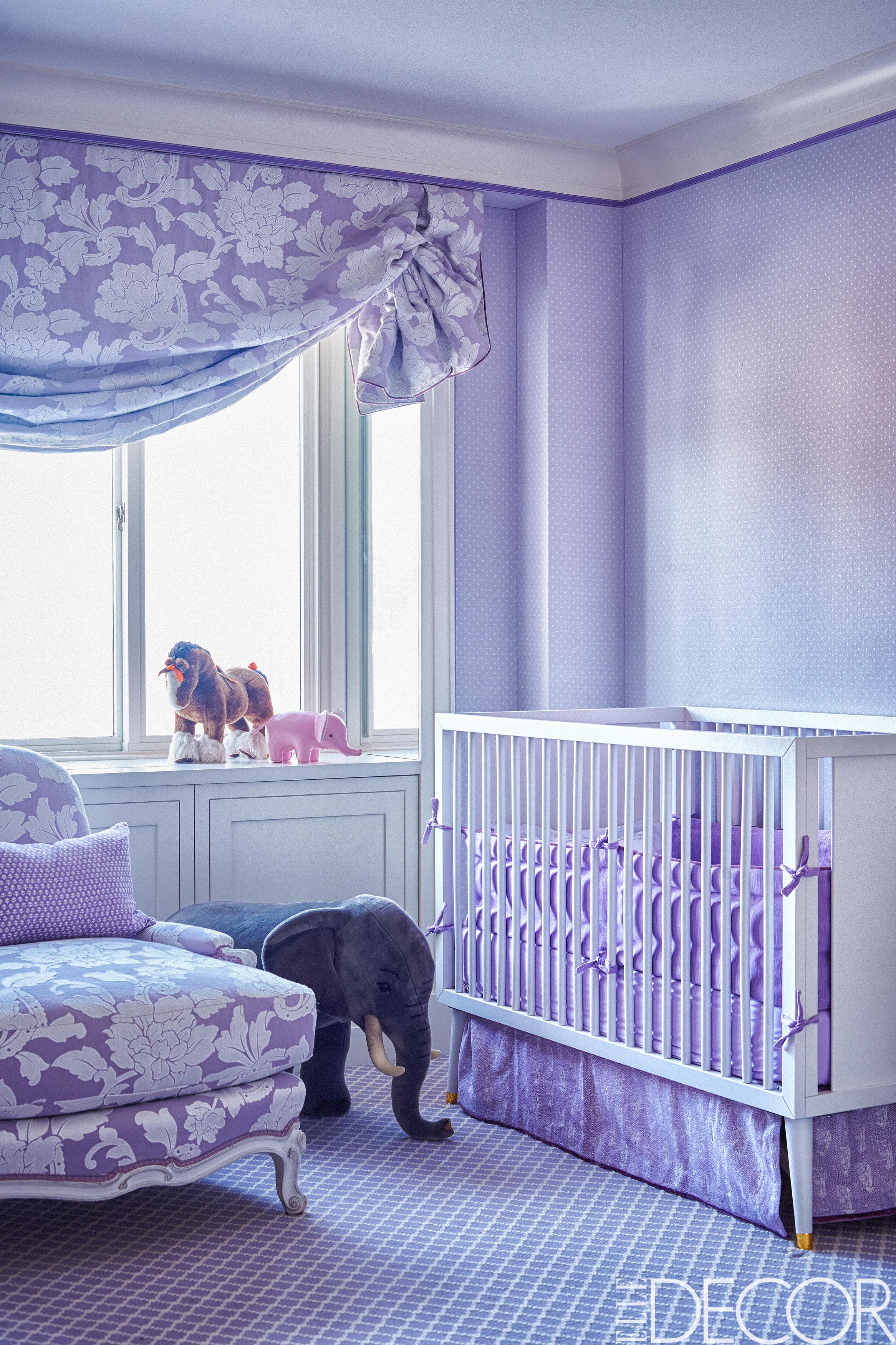 Baby Room Murals: Nursery Decorating Furniture & Decor
