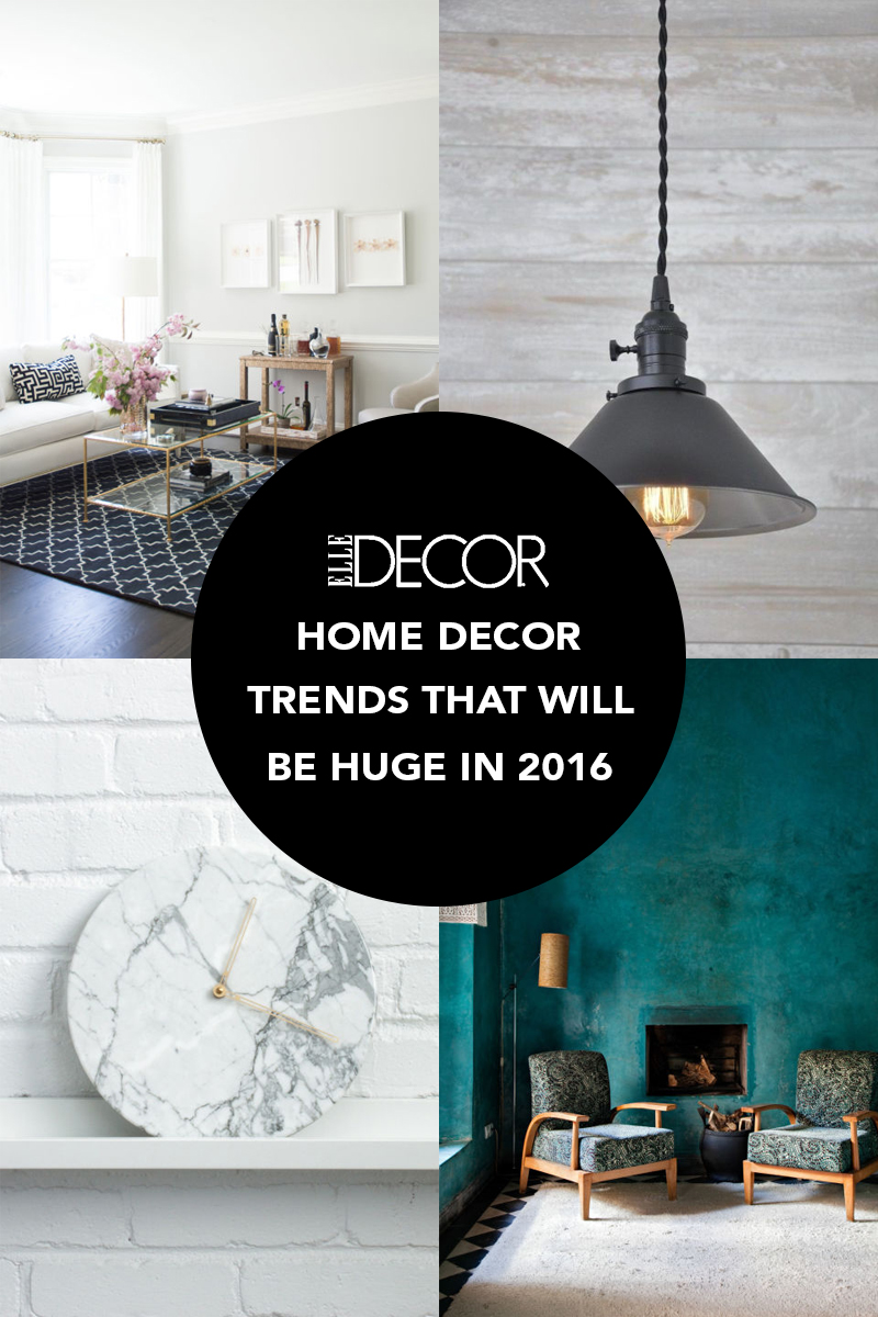 home decor trends 2016 interior design trends 2016