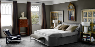 15 grey bedrooms with impeccable design bedroom lighting guide