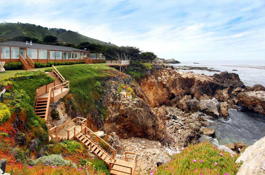 Rainbow Point: A One-Of-A-Kind Oceanfront setting like no other. Situated on two absolute private acres on the most impressive waterfront setting offered along the world-famous and scenic Big Sur Coast. Learn more and see inside this property.