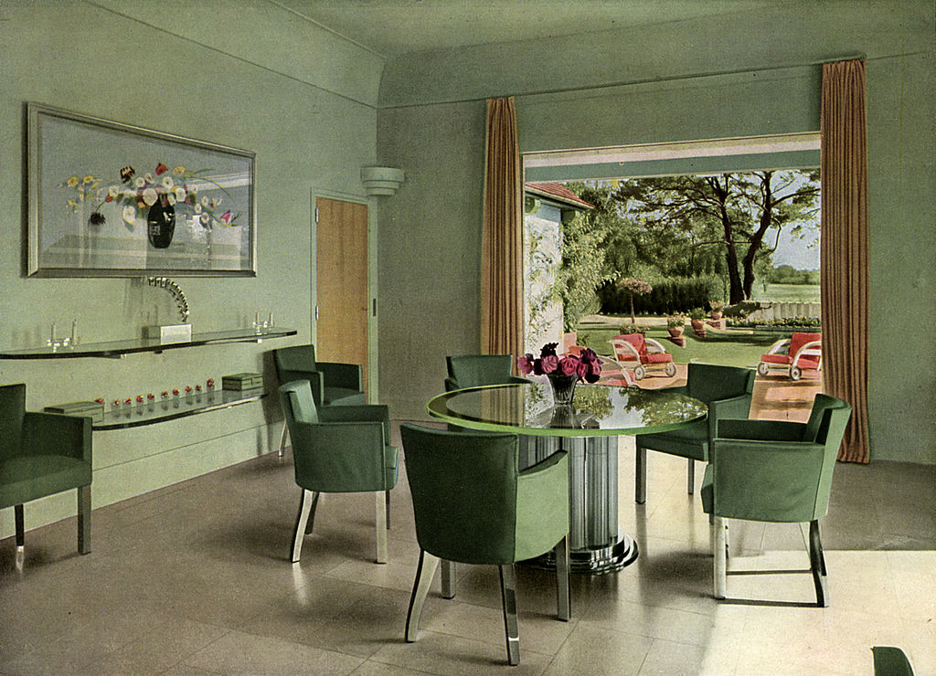These Were The Trendiest Interiors The Year You Were Born