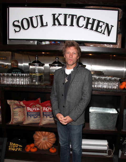 Part of Jon Bon Jovi's Soul Foundation, the Soul Kitchen is a volunteer restaurant in New Jersey that serves up delicious eats. The great thing about this restaurant is that anybody can go and have a 5-star meal, regardless of their financial situation. The dishes on the menu don't have any prices, so you can pay as little or as much as you'd like (though there is a suggested $10 donation per meal if you are able to pay that much). Those who cannot afford to pay at all can volunteer at the restaurant to pay off their meal. Soul Kitchen's initiative to help end food insecurity has helped to feed over 37,000 people since their opening in 2011. It's food with a cause and we are happy to help.  Visit the Soul Kitchen website here.