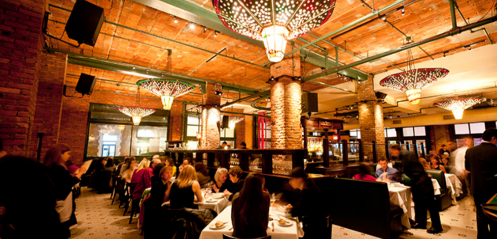 This trendy NYC restaurant is only one of many restaurant ventures from the Oscar-winning actor. Located near where De Niro was born and raised, the restaurant offers a new American menu with an acclaimed wine list you won't want to miss.  Visit the Tribeca Grill website here.