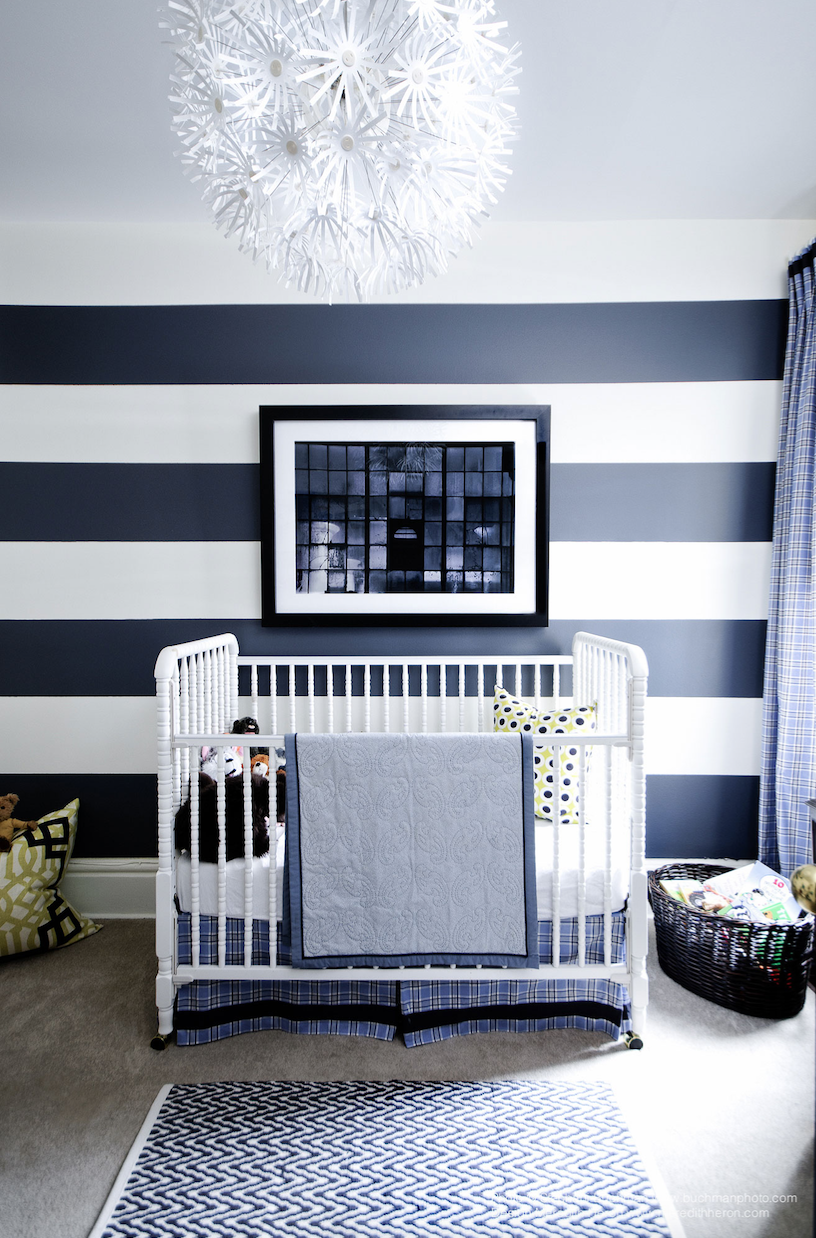 Toddler Boy Room Design: Cute Boy Nursery Decorating Ideas