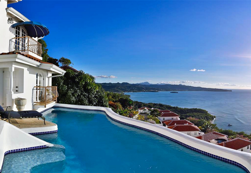 Built facing the west, every room at Villa Periwinkle has an unimpeded view of the ocean and the magnificent sunsets for which St Lucia is renowned. Learn more and see inside this property.