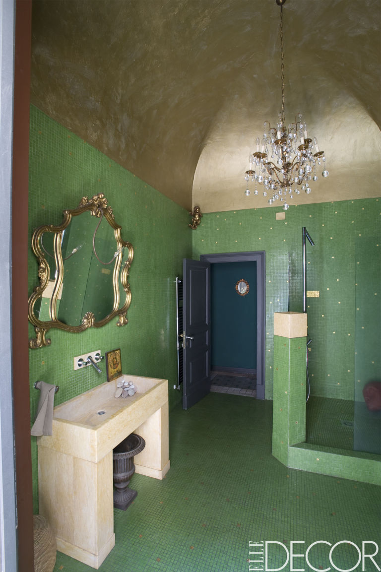green bathroom ideas nice design | a1houston