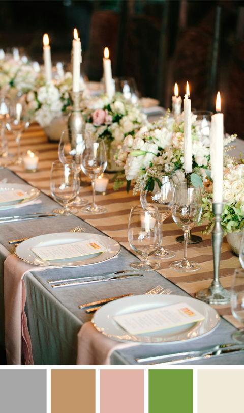 25 Best Fall Wedding Colors