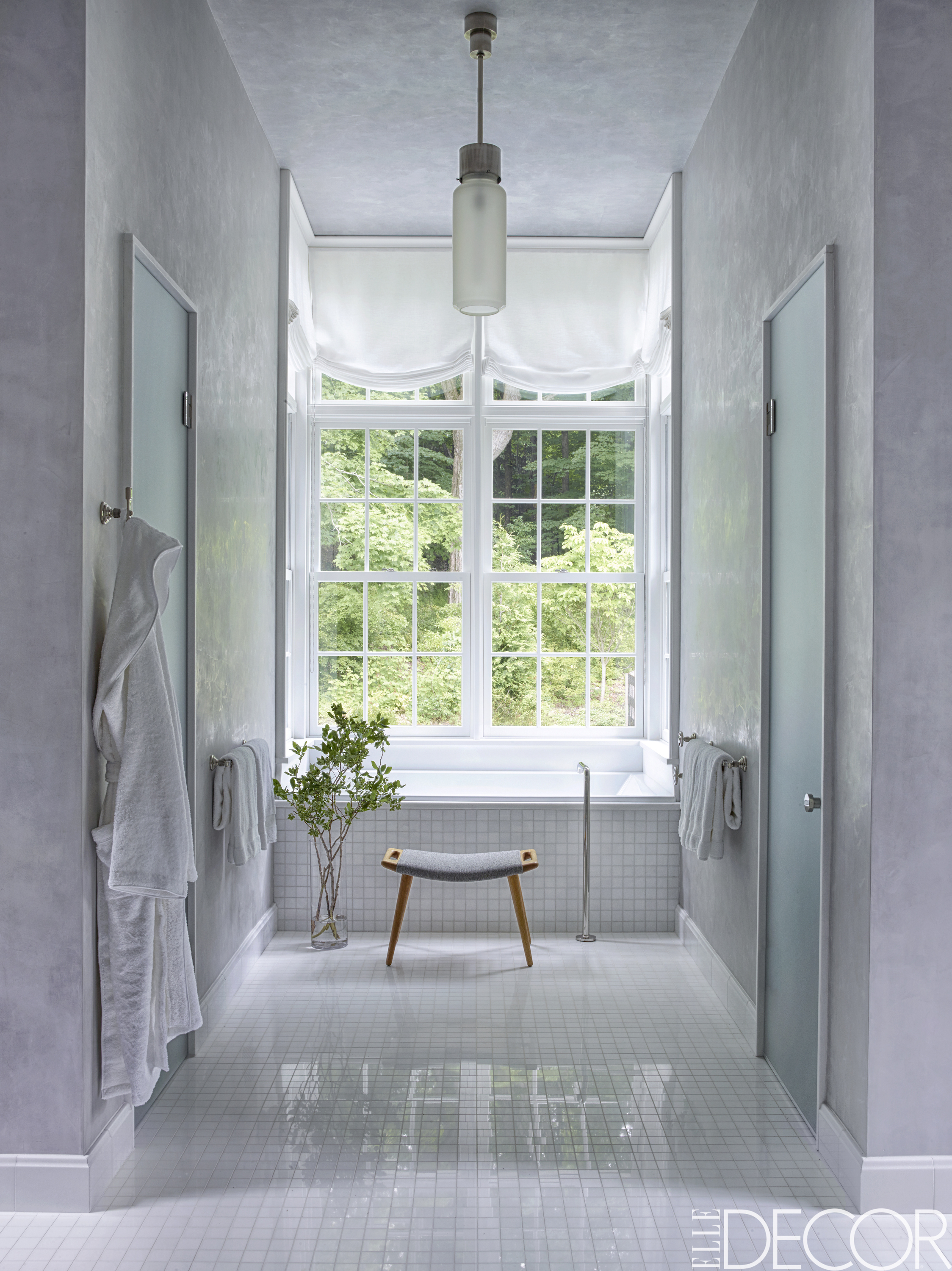 25 white bathroom design ideas decorating tips for all - White bathroom ideas photo gallery ...
