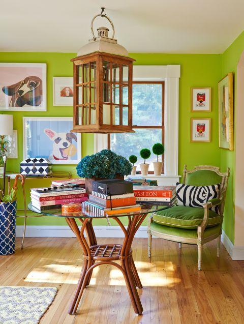 refreshing bright green