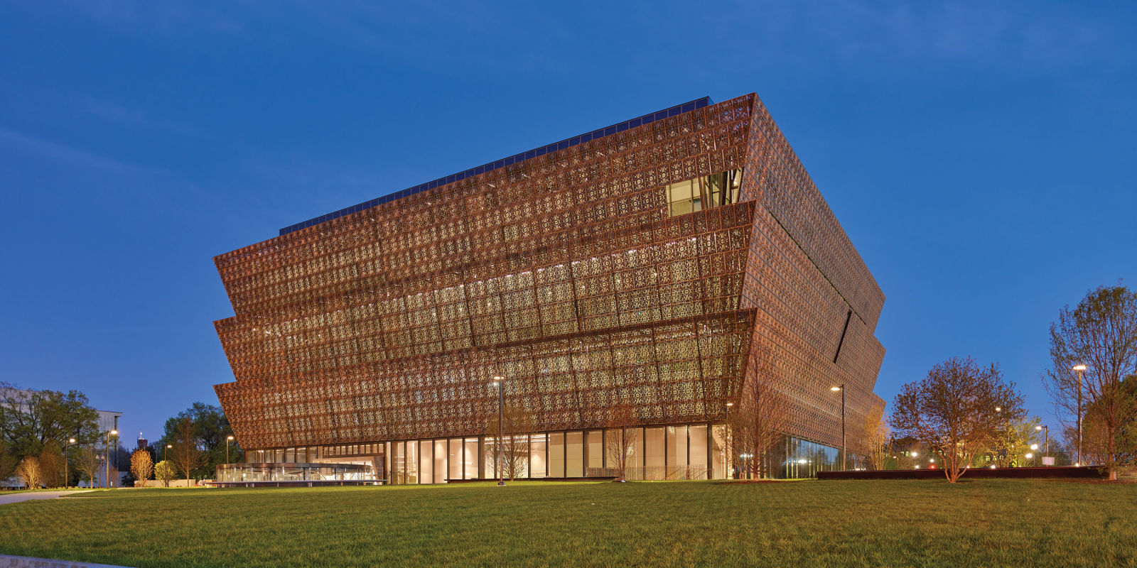 David Adjaye Museum Of African American History And Culture