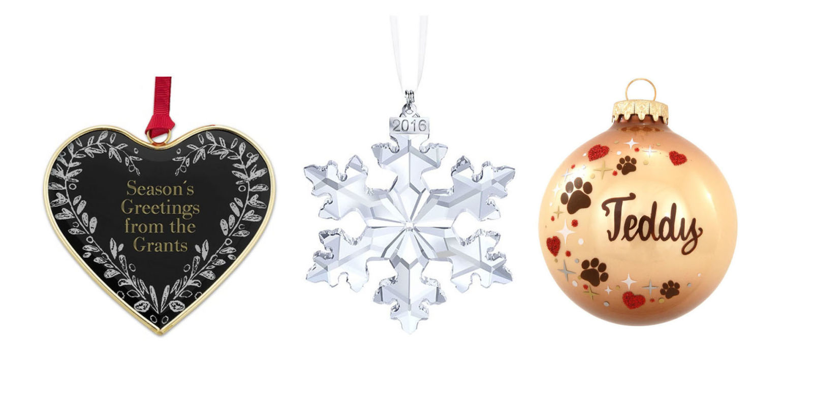 15 Personalized Christmas Ornaments Best Ideas For