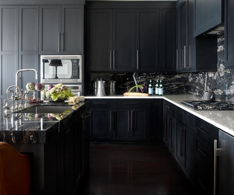 30 best black kitchen cabinets kitchen design ideas with