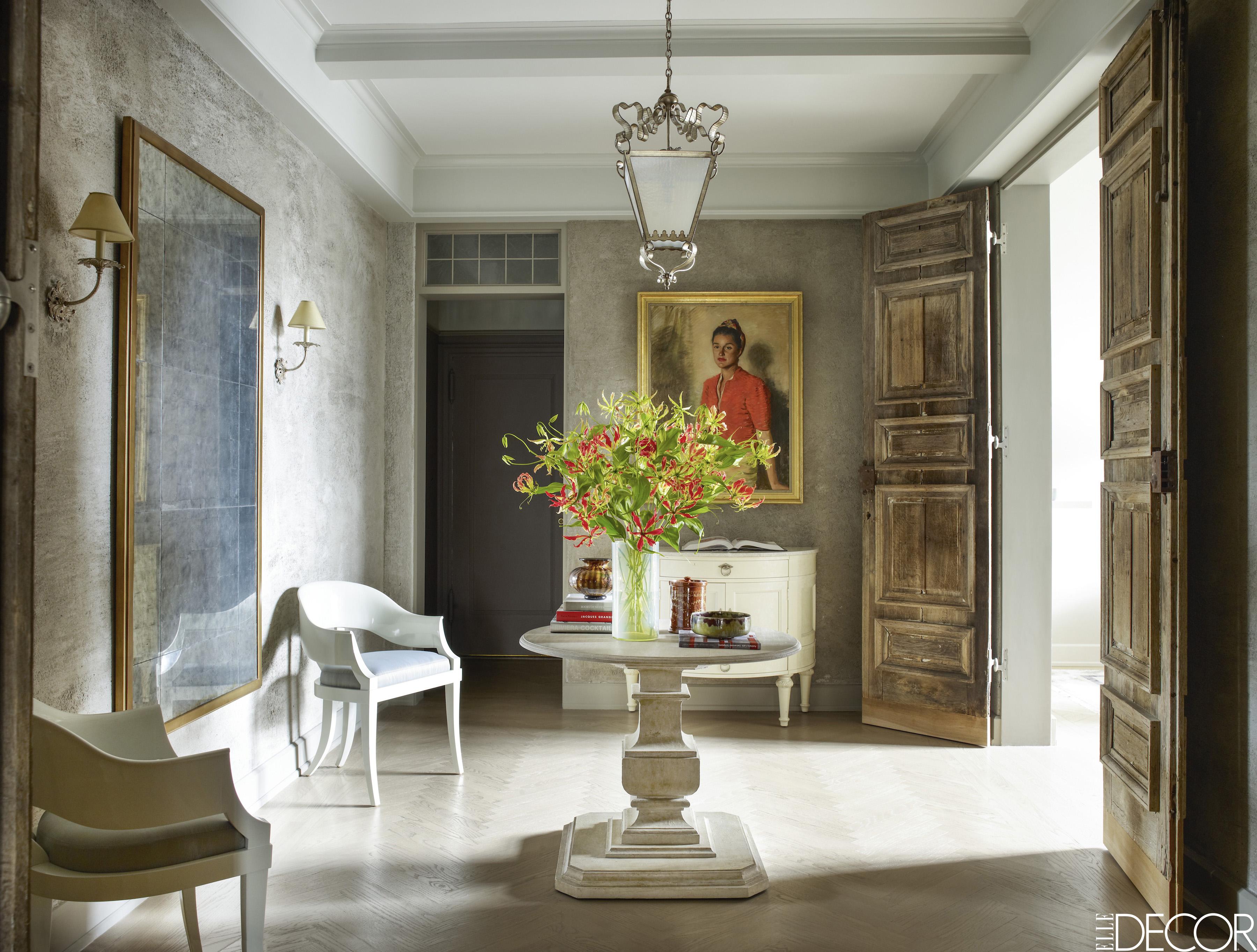Elle Decor Foyer : Beautiful entryway ideas brilliant home foyer