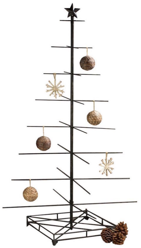 10 Modern Christmas Trees For Holiday Decorations ...