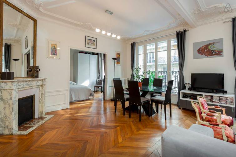 парижской квартире парижской квартире Детали, которые вы найдете в каждой парижской квартире 1477498207 1446232746 moldings