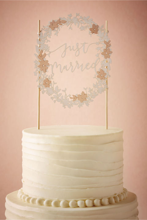 20 Best Wedding Cake Toppers