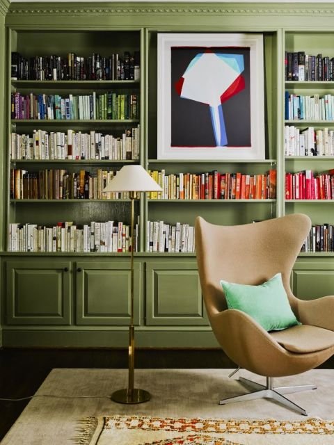 35 best home library ideas reading nooks at home