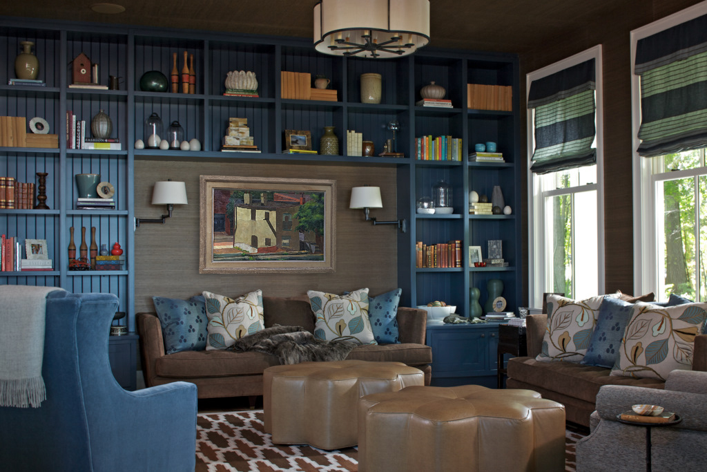 35 best home library ideas reading nooks at home - Building a home library ...
