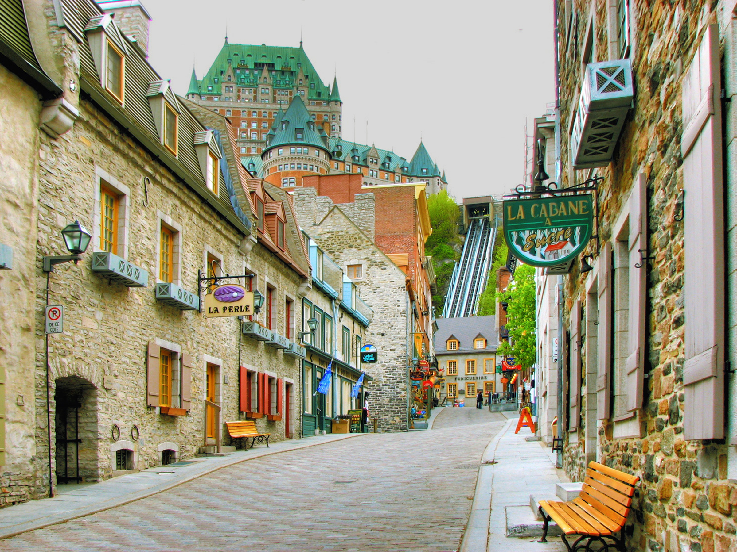 10 best places to visit in canada cities in canada for Quebec city places to visit