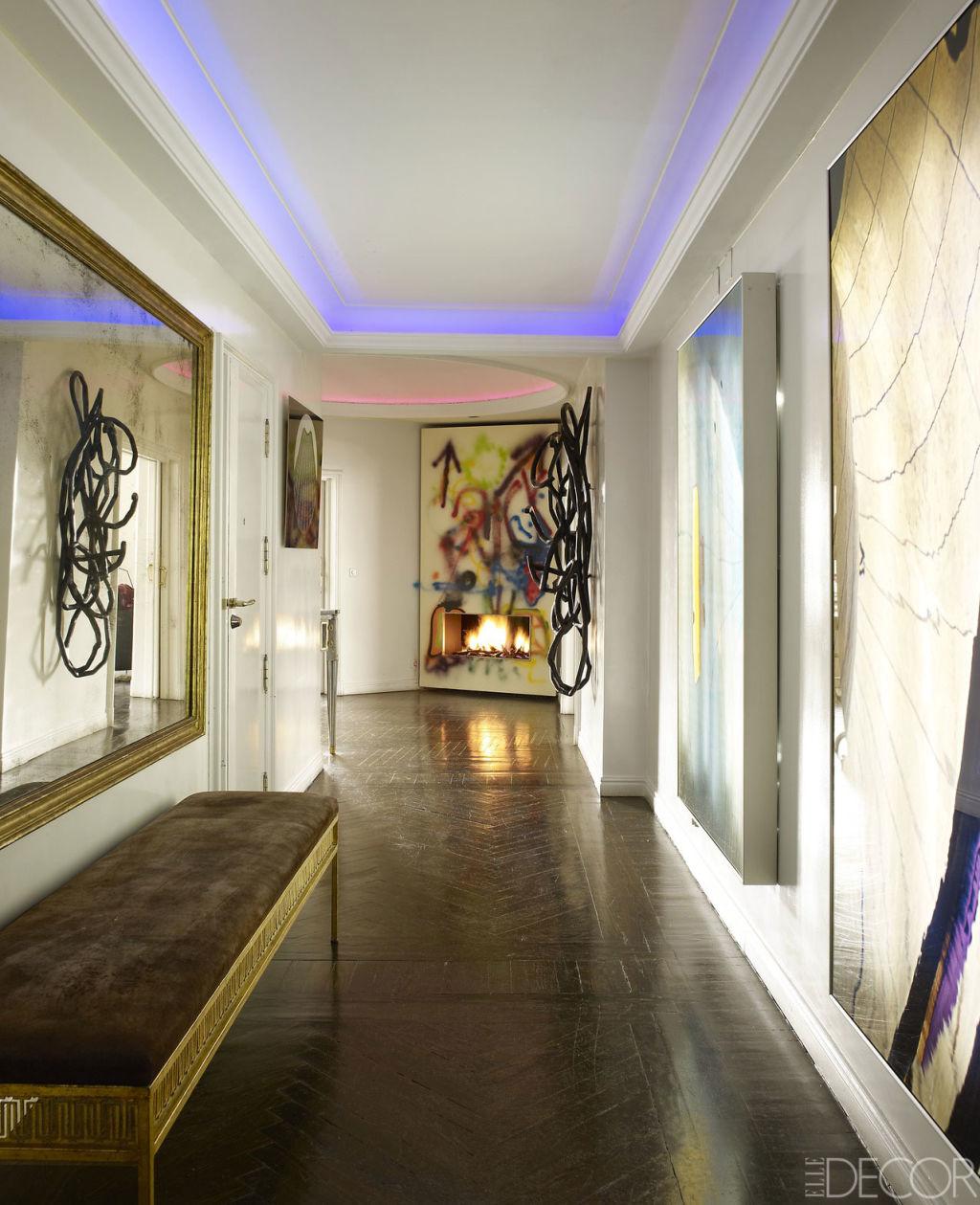 New Home Design Ideas Theme Inspiration 10 Hallway: Manolo March Madrid Apartment
