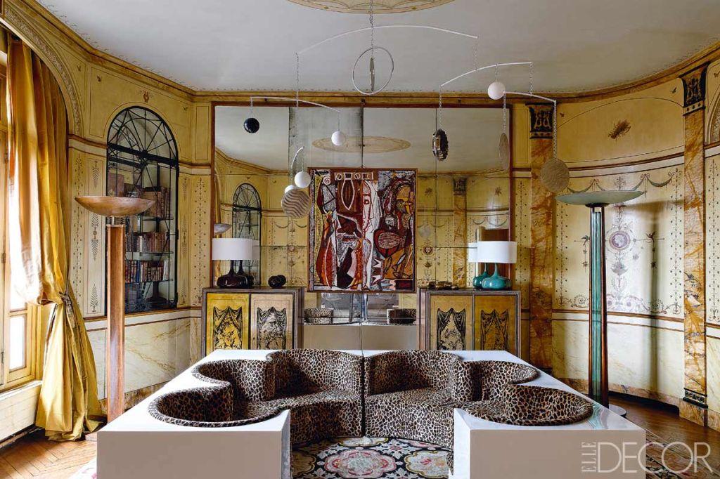 Classic Paris Apartment Sylvie De Chiree Paris Home
