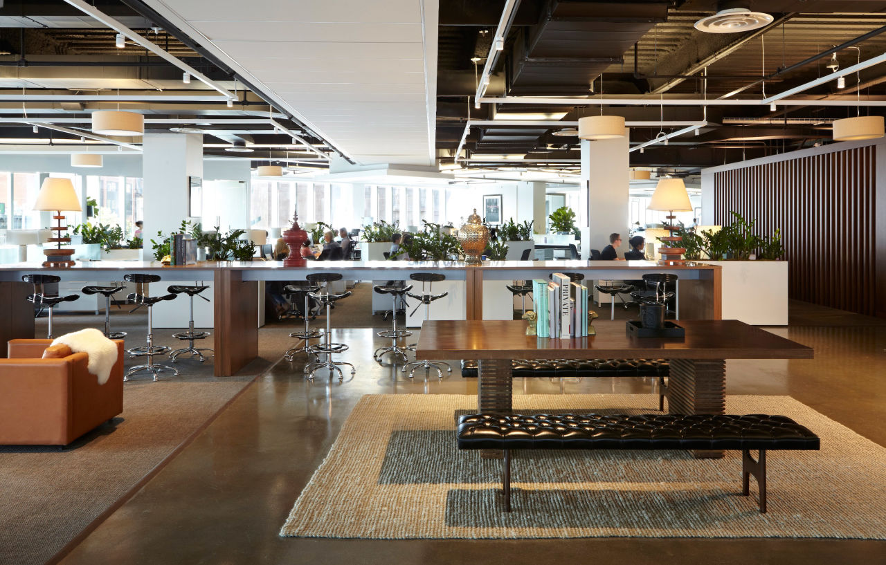 1stdibs office stylish office design for Most beautiful office design