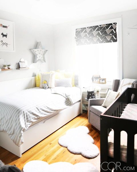 The most popular rooms of the week for Elle decor nursery