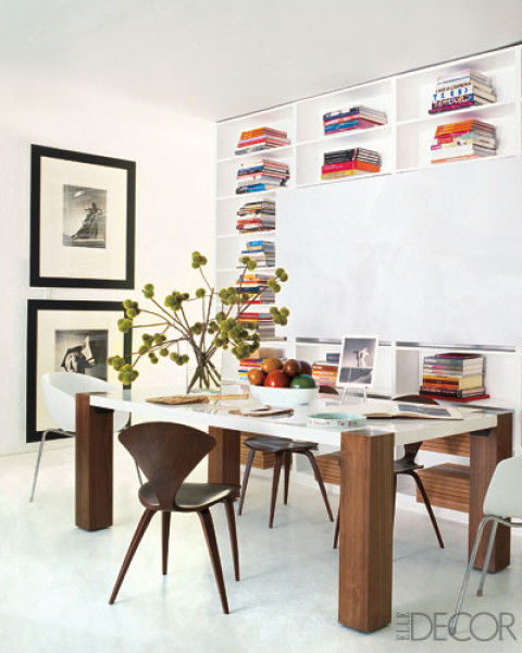 Wall Decor For White Walls : Decorating white walls design ideas for rooms