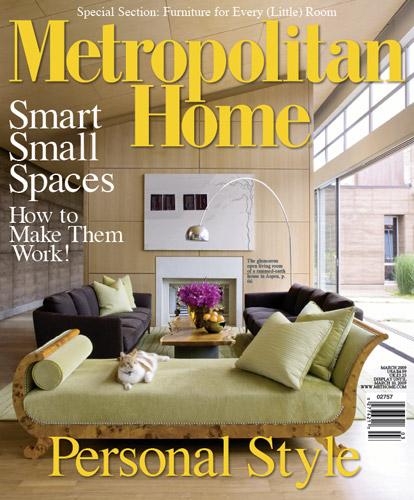 Metropolitan Home March 2009
