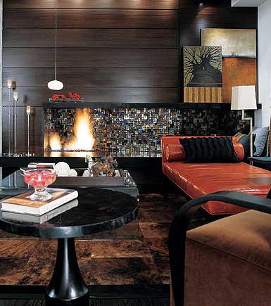 Candice olson 39 s divine design above par - Candice olson fireplaces ...