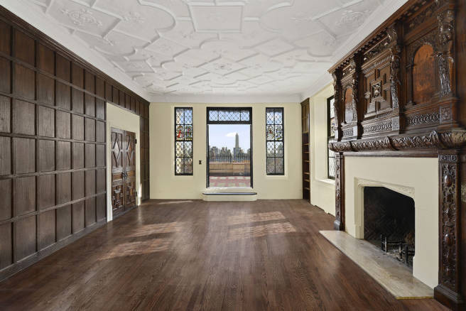 William randolph hearst home for sale inside hearst 39 s for Real estate nyc apartments