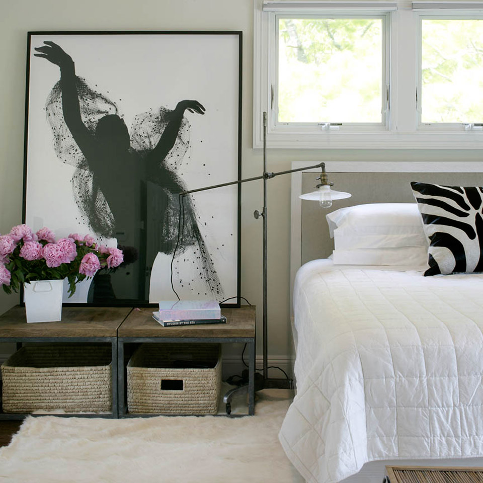Bedroom Decorating Ideas: Chic Bedroom Decorating Ideas That (ALSO!) Make For A