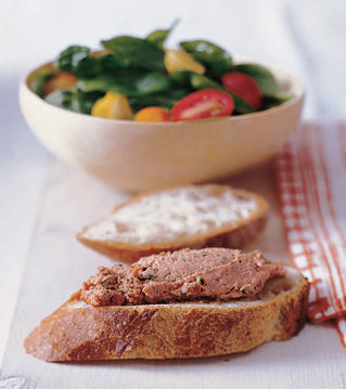 Entertaining ideas at baked chicken for Baked chicken liver recipes