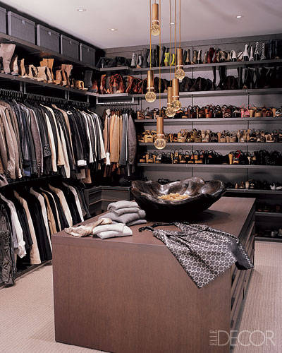 Tastemakers Closets - Celebrity Closet Design