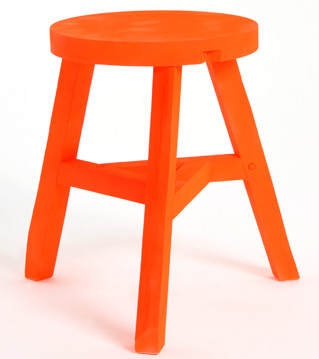 A Stool That Stands Out