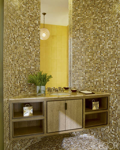 Decorating Ideas Powder Rooms With Pizzazz
