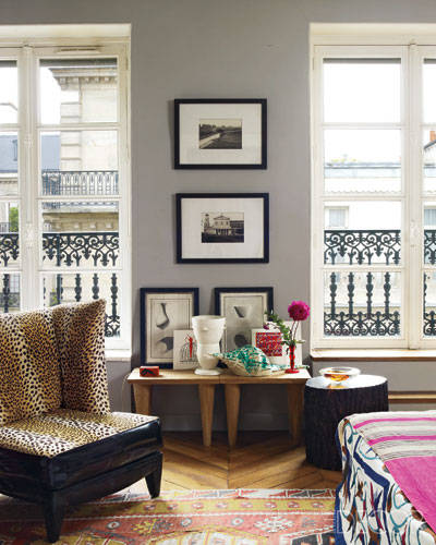 Parisian home decor paris apartment decor for Interieur chic parisien