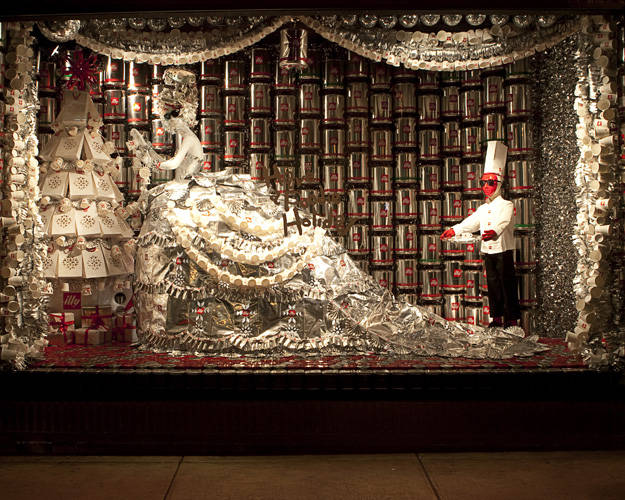 Best Christmas Window Displays New York Holiday Window