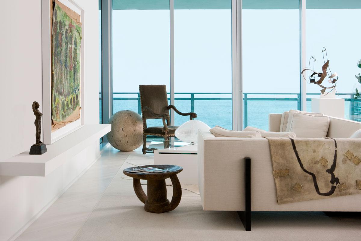Darryl Carter Modern Condo Design