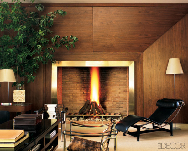 21 unique fireplace mantel ideas modern fireplace designs for Unique mantel decor
