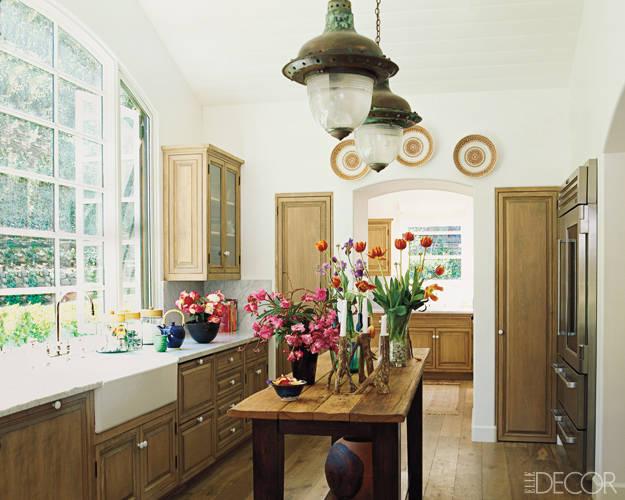 20 Kitchen Lighting Fixtures Best Ideas For Kitchen Lights Elle Decor