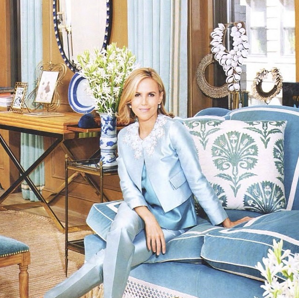 Celebrity Travels Tory Burch Bahamas
