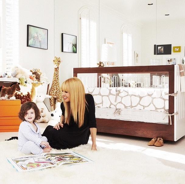 Celebrity Nurseries Nursery Decorating Ideas