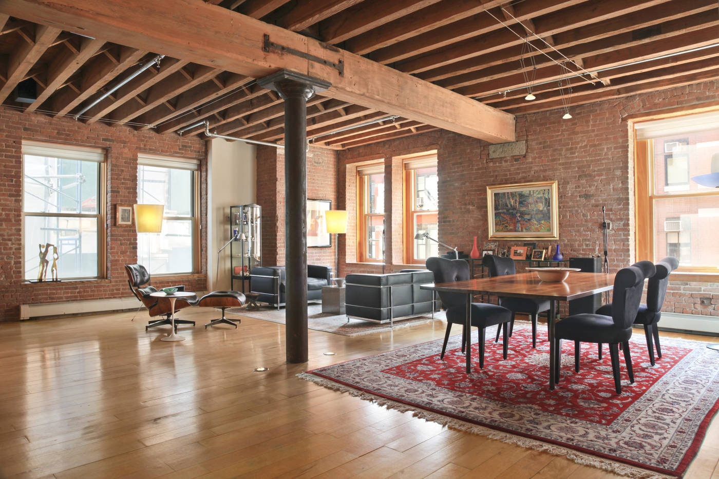 Orlando bloom tribeca loft celebrity homes for sale for Tribeca homes for sale