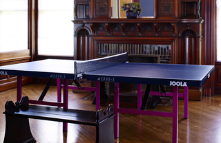 Ping Pong Room Family Friendly Dining Rooms